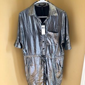 New with tags, BCBG Shirtdress